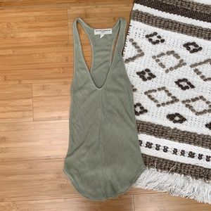 Ribbed Tank // Project Social T x Urban Outfitters